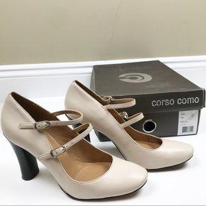 """Corso Como """"Edan"""" buckle heels"""